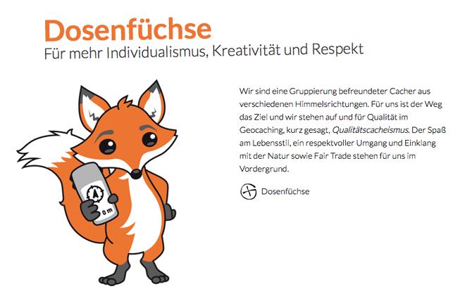 Dosenfüchse » Tauschfair! » kurzlogs-sind-doof.de